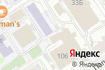 Схема проезда до компании Альтернатива La Salsa в Барнауле