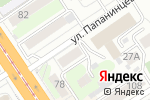 Схема проезда до компании ТеплЭко в Барнауле