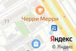 Схема проезда до компании Биотерм в Барнауле