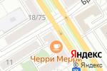 Схема проезда до компании Золотой Телец в Барнауле