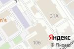 Схема проезда до компании КИТ-Основа в Барнауле