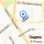 Стоматология для Вас на карте Барнаула