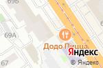 Схема проезда до компании Каблуч`ОК в Барнауле