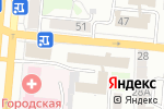 Схема проезда до компании Участковый пункт полиции Отдела полиции №4 УВД по г. Барнаулу в Барнауле