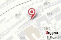 Схема проезда до компании Автомойка на Цеховой в Барнауле