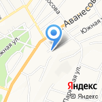 Алтайский центр природного камня на карте Барнаула