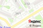 Схема проезда до компании Аварийная замочная служба в Барнауле