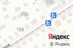 Схема проезда до компании ИльВа в Барнауле