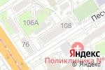 Схема проезда до компании АлтайКартридж в Барнауле