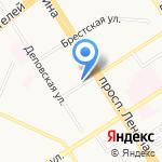 Лифо-Аудит на карте Барнаула