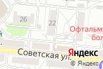 Схема проезда до компании Вакансия22 в Барнауле