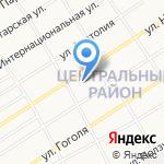 Фитомаркет на карте Барнаула