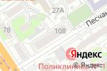 Схема проезда до компании Комиссия по делам несовершеннолетних и защите их прав Администрации Центрального района в Барнауле