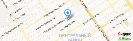 Алтайагропрод на карте Барнаула