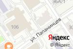 Схема проезда до компании Магазин путешествий в Барнауле