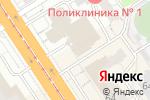 Схема проезда до компании Суши Мастер в Барнауле