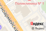 Схема проезда до компании Банкомат, АКБ Авангард, ПАО в Барнауле