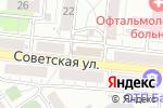 Схема проезда до компании Управление Федеральной службы государственной регистрации, кадастра и картографии по Алтайскому краю в Барнауле