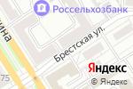 Схема проезда до компании ЭКСПЕРТНО-ТЕХНИЧЕСКИЙ ЦЕНТР ПРОФЕССИОНАЛ в Барнауле