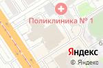 Схема проезда до компании Solo Pizza в Барнауле