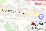 Схема проезда до компании А КЛИНИНГ в Барнауле