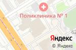 Схема проезда до компании Eljbieta Lewy в Барнауле