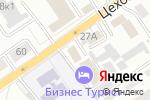 Схема проезда до компании Следственный отдел г. Барнаула в Барнауле