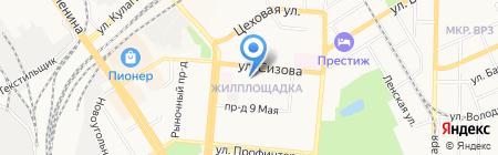 АИТиП на карте Барнаула