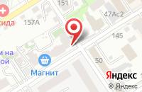 Схема проезда до компании Алтаймясосервис в Барнауле