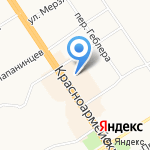 Grill-Coff на карте Барнаула