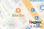 Схема проезда до компании Привет, сосед! в Барнауле