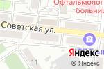 Схема проезда до компании Сканди в Барнауле