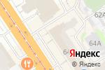 Схема проезда до компании Формула М2 в Барнауле