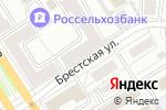 Схема проезда до компании Абсент в Барнауле