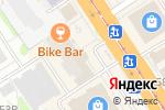 Схема проезда до компании People`s в Барнауле