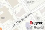 Схема проезда до компании Натали Трэвел в Барнауле