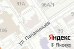 Схема проезда до компании Sozvezdie в Барнауле