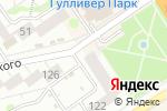 Схема проезда до компании Нотариусы Заборская Н.Н. и Заборский Г.С. в Барнауле