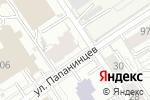 Схема проезда до компании Европейская косметология в Барнауле