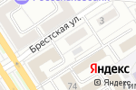 Схема проезда до компании Туристическое агентство в Барнауле