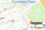 Схема проезда до компании Прозапас в Барнауле
