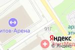 Схема проезда до компании Шаурмания в Барнауле