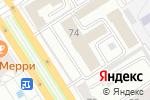 Схема проезда до компании ГУ МВД России по Алтайскому краю в Барнауле