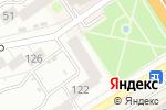 Схема проезда до компании Незнакомка в Барнауле