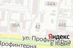 Схема проезда до компании sp-barnaul.ru в Барнауле