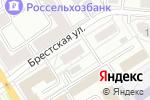 Схема проезда до компании Креатив Студия в Барнауле