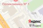 Схема проезда до компании Мила Стиль в Барнауле