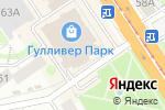 Схема проезда до компании Автостекло ОПТ+ в Барнауле