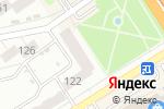 Схема проезда до компании Центр юридической помощи и информации в Барнауле