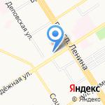 Алтайская Гильдия Риэлторов на карте Барнаула